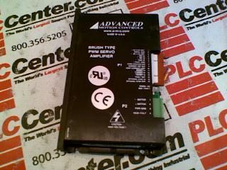 ADVANCED MOTION CONTROLS 25A20V-LF3