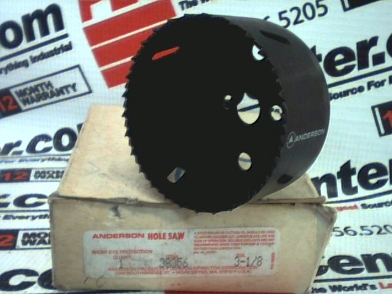 ANDERSON HOLE SAW 38356