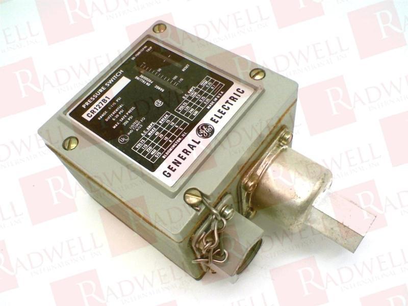 GENERAL ELECTRIC CR127B1
