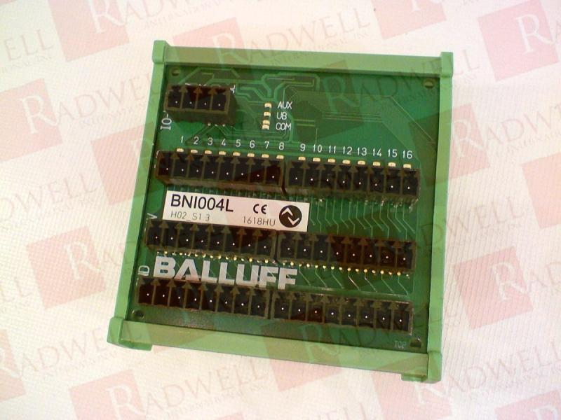 BALLUFF BNI IOL-310-000-K025
