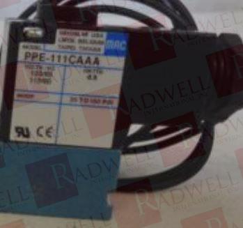 MAC VALVES INC PPE-112DAAG 0