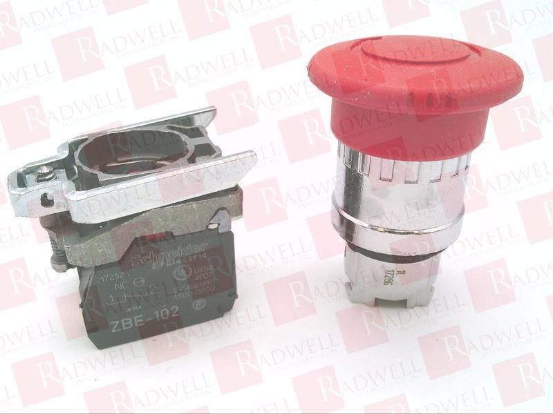 SCHNEIDER ELECTRIC XB4BS8444 0