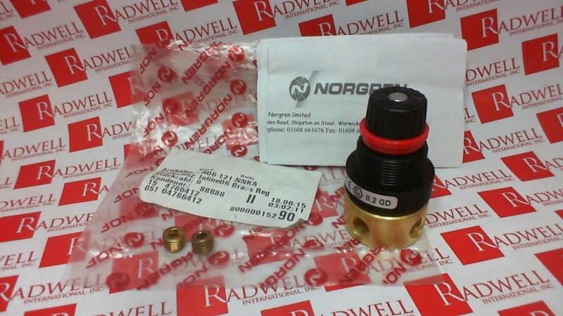 NORGREN R06-121-NNKA 1
