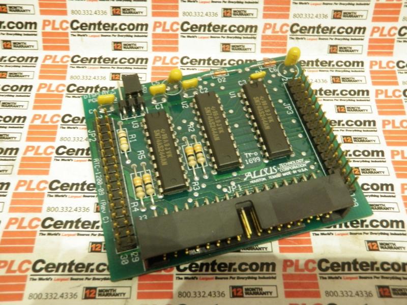 ALLUS TECHNOLOGY CORP ATC-1200-09