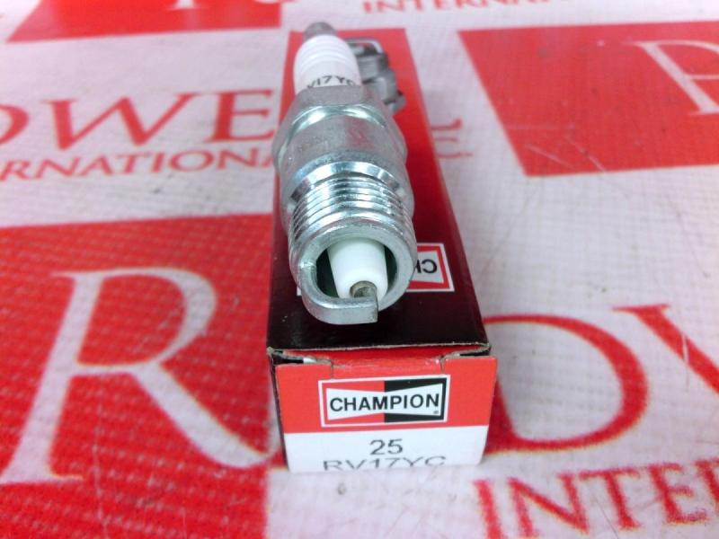 CHAMPION SPARK PLUGS RV17YC