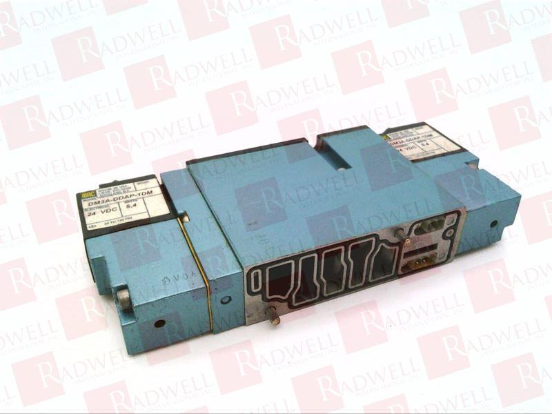 MAC VALVES INC 92B-EAB-000-DM-DDAP-1DM