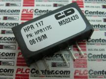 C&D TECHNOLOGIES HPR117