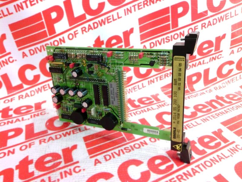 SCHNEIDER ELECTRIC 0514-55-200-100