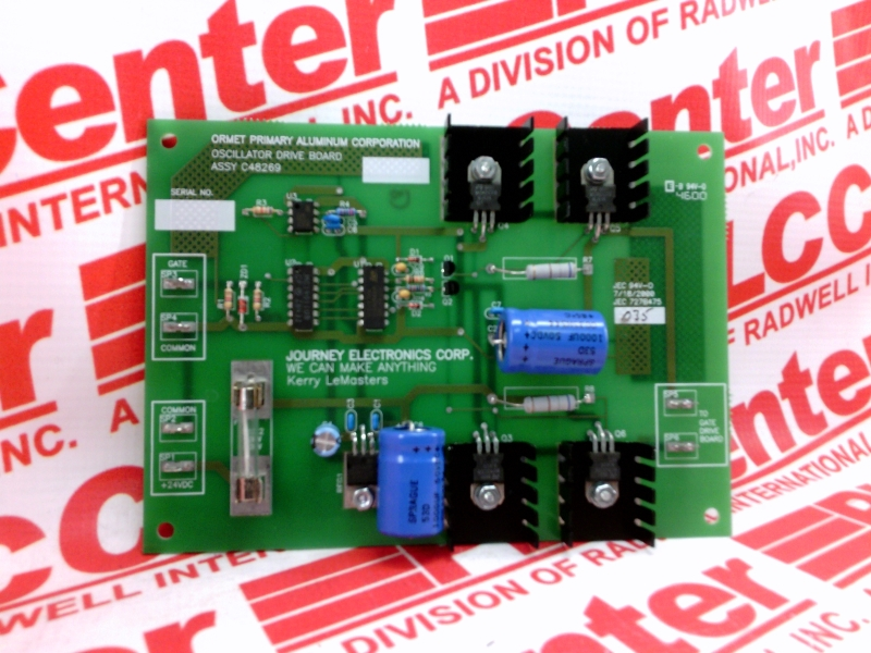 JOURNEY ELECTRONICS 727B475