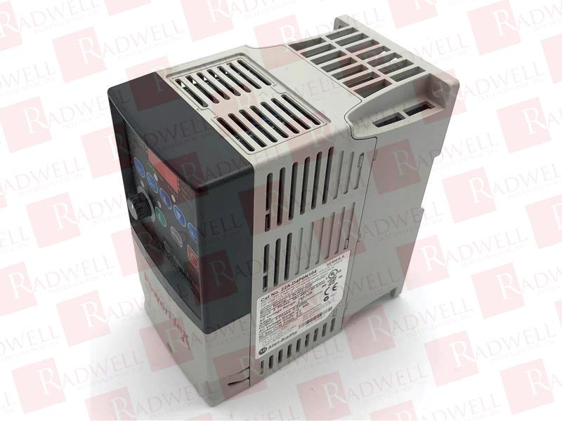 22A-D4P0N104 by ALLEN BRADLEY - Buy or Repair at Radwell - Radwell com