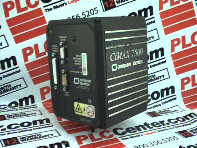 COMPUTER IDENTICS CIMAX7500-161139