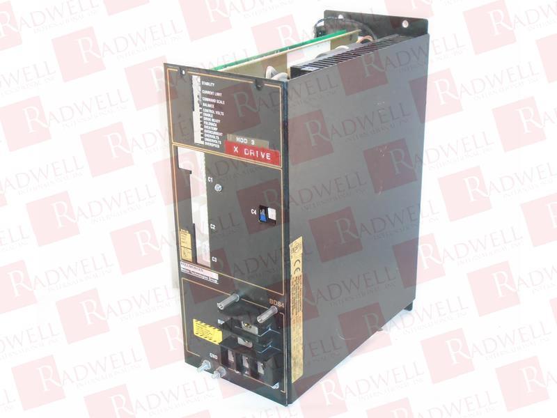 DANAHER MOTION BDS4A-240J-0001/604C2