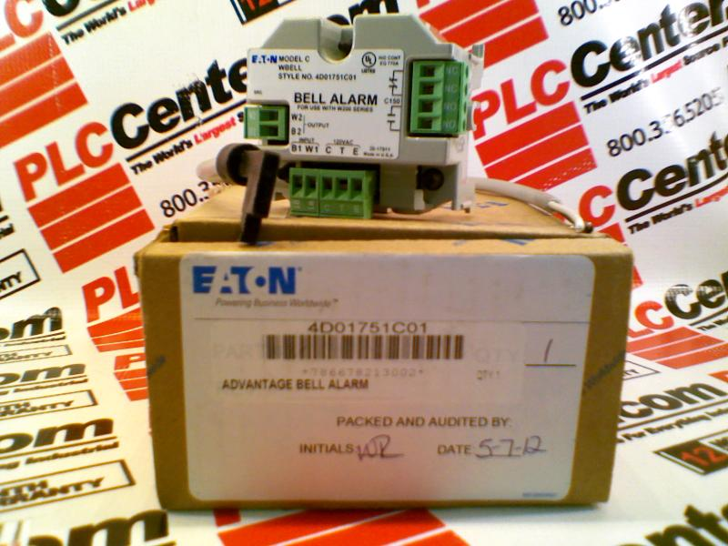 EATON CORPORATION WBELL 2