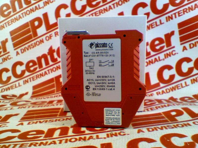 PIZZATO CS AR-08V024 0