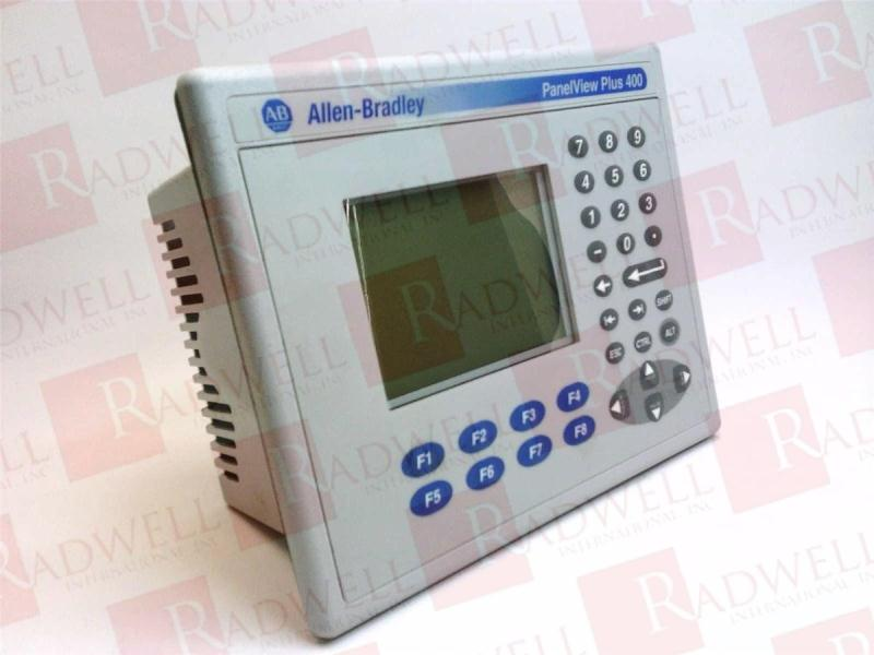 2711P-K4M20D8 by ALLEN BRADLEY - Buy or Repair at Radwell - Radwell com
