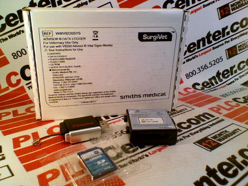 SMITHS MEDICAL WWV9220SYS