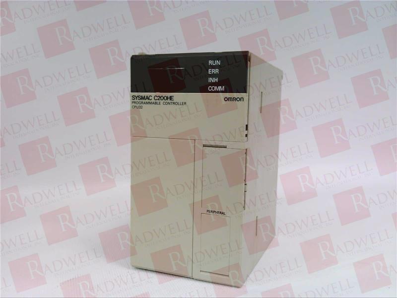 OMRON C200HE-CPU32 2