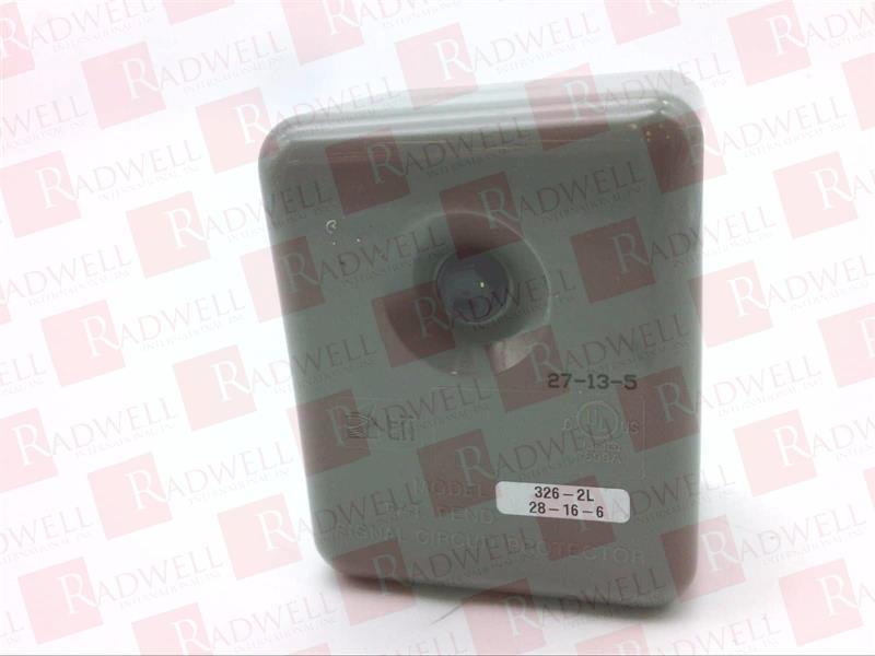 TII ELECTRONICS 326-2L