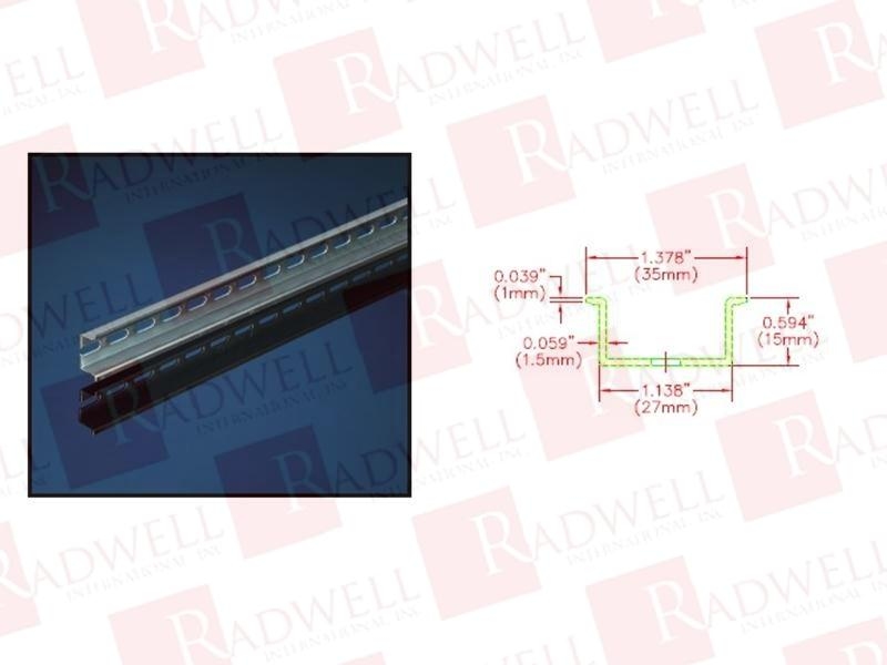 RADWELL VERIFIED SUBSTITUTE 1492-DR9-SUB