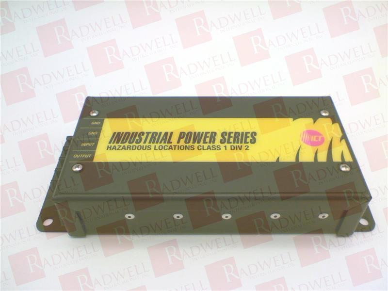 ICT2412-10AH by ICT - Buy or Repair at Radwell - Radwell com