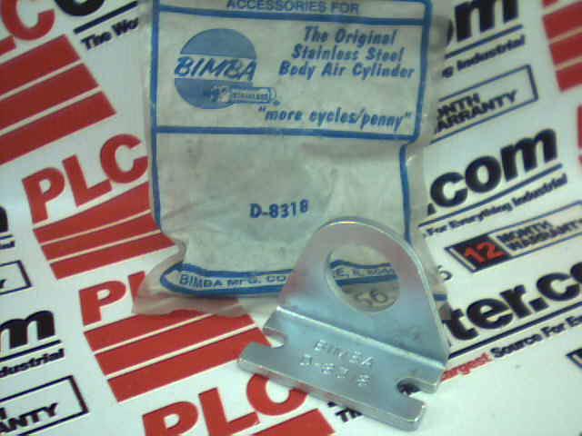 BIMBA MRS-092.5-D CYLINDER *NEW NO BOX*