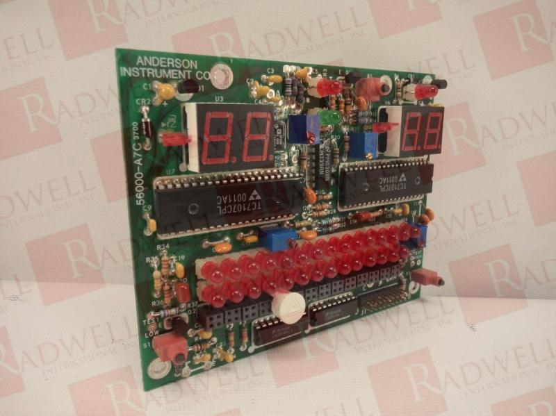 ANDERSON NEGELE 56000-A7C