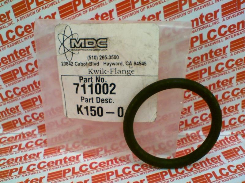 MDC VACUUM PRODUCTS K150-0