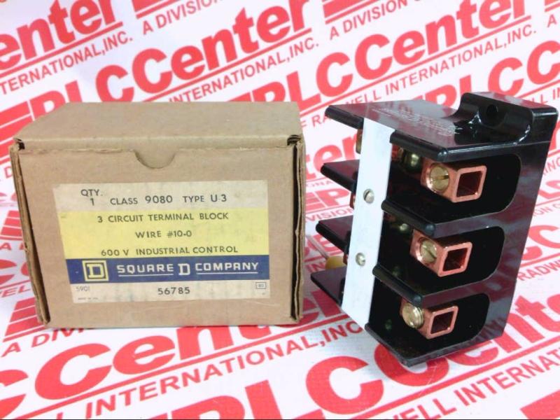 SCHNEIDER ELECTRIC 9080-U-3
