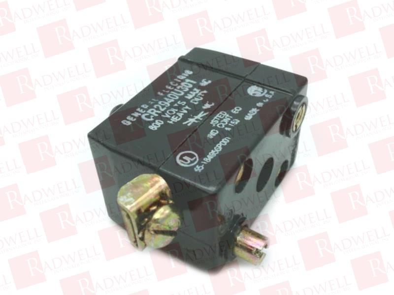GENERAL ELECTRIC CR2940U301 1