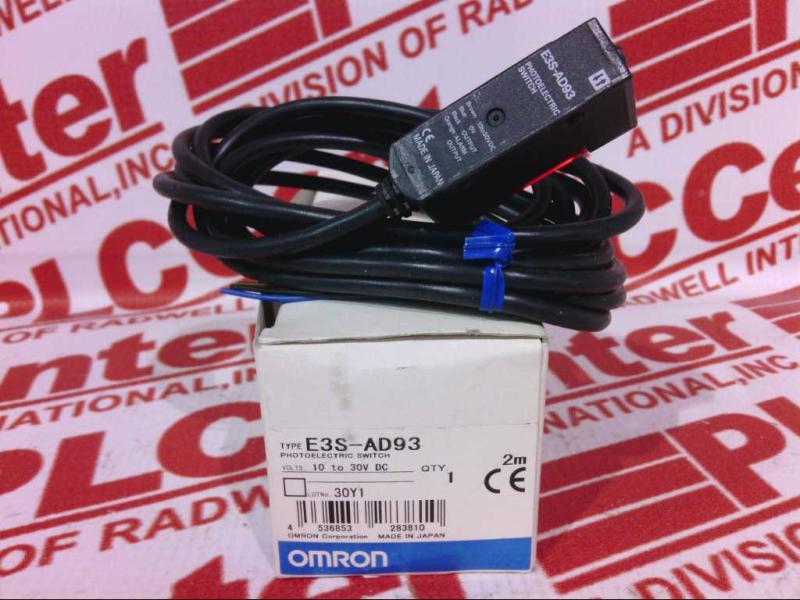 OMRON E3S-AD93