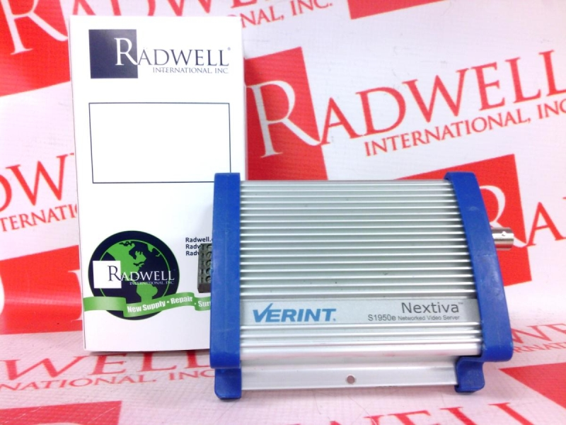 S1950E-T by VERINT - Buy or Repair at Radwell - Radwell com