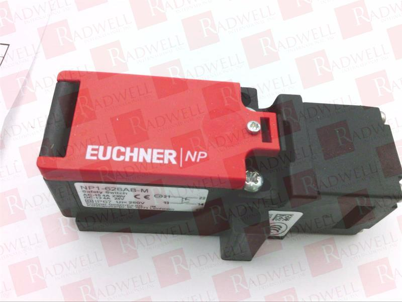 EUCHNER NP1-628AB-M