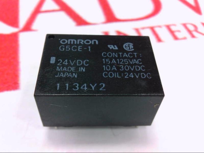 OMRON G5CE-1-DC24