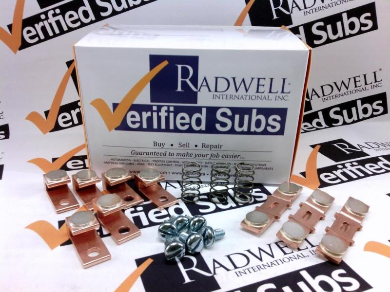 RADWELL VERIFIED SUBSTITUTE 6-36-2SUB
