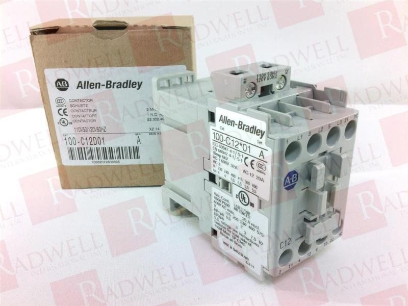 ALLEN BRADLEY 100-C12D01