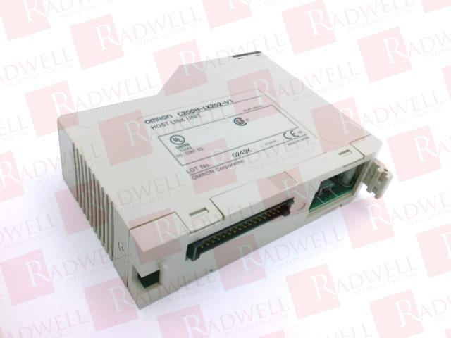 OMRON C200H-LK202-V1 1