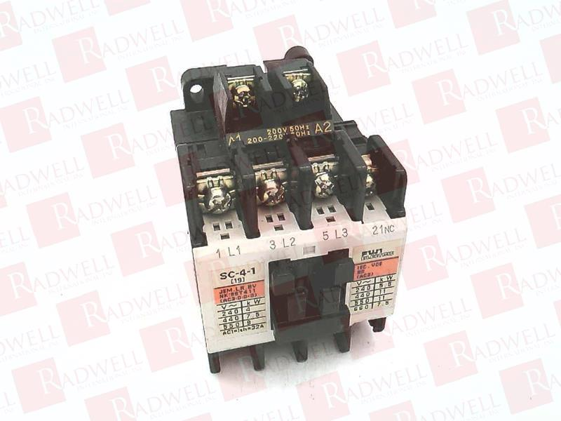 FUJI ELECTRIC SC-4-1