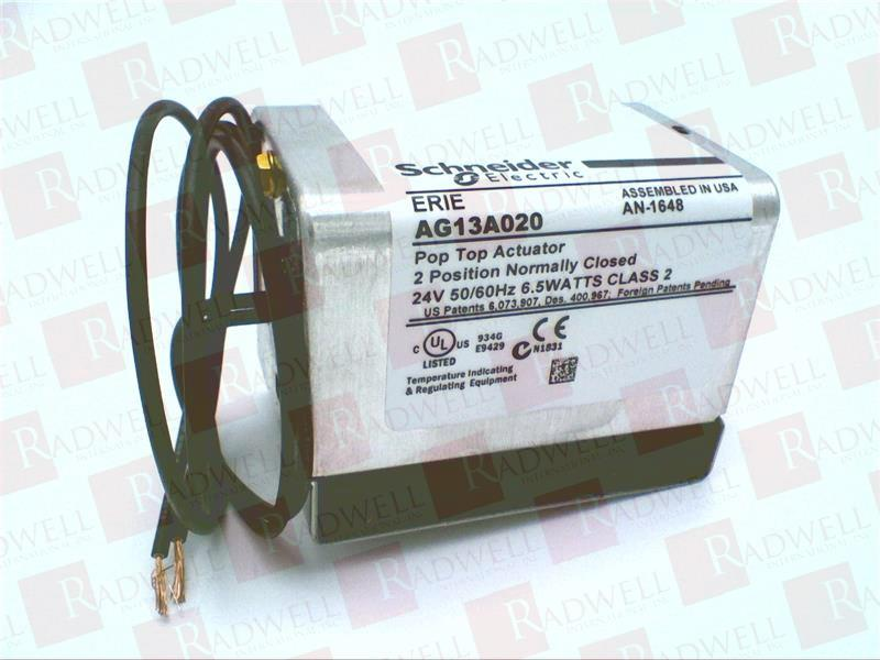 SCHNEIDER ELECTRIC AG13A020