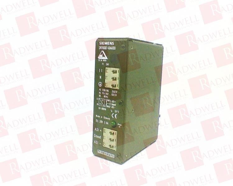 SIEMENS 3RX9307-0AA00 0