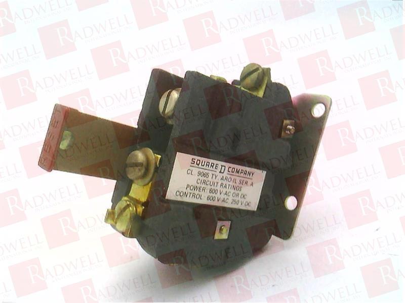 SCHNEIDER ELECTRIC 9065-ARO-1L 0