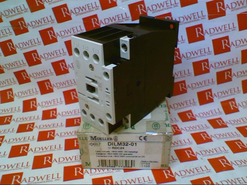 EATON CORPORATION DIL-M32-01-RDC24