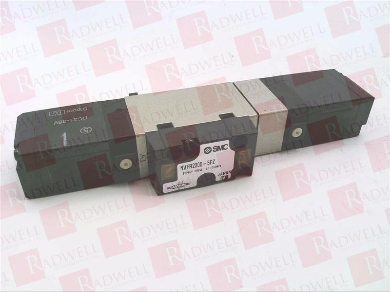 SMC NVFR2200-5FZ 0