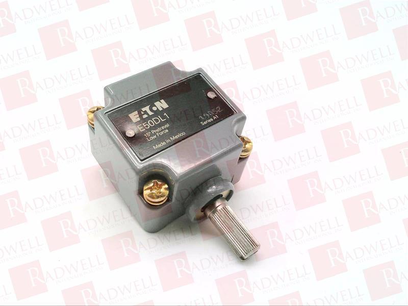 EATON CORPORATION E50DL1 1