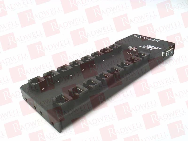 EQUINOX TECHNOLOGIES PM16-RJ/422