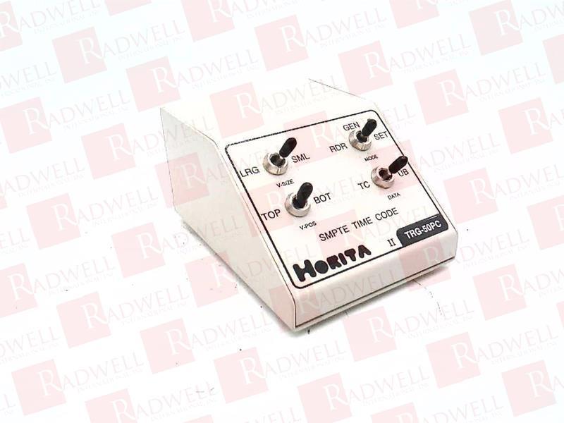 HORITA TRG-50PC-NTSC