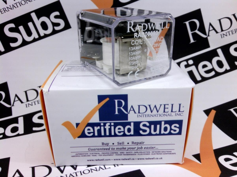 RADWELL VERIFIED SUBSTITUTE CA5D10012SUB