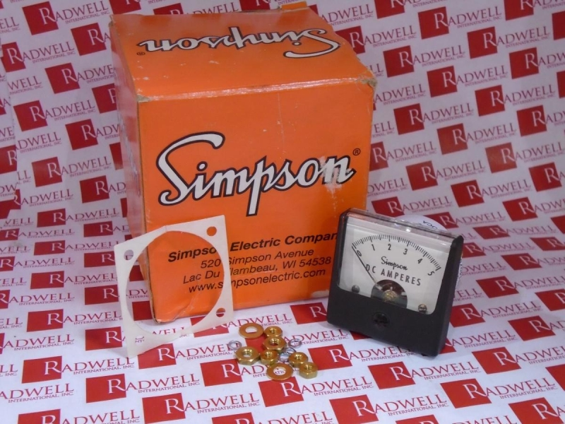 SIMPSON 02434