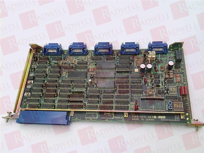 FANUC A16B-1210-0220-07B 0