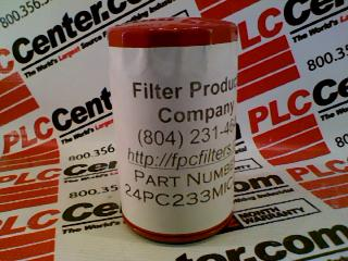 FILTER PRODUCTS COMPANY 24PC233MIC25