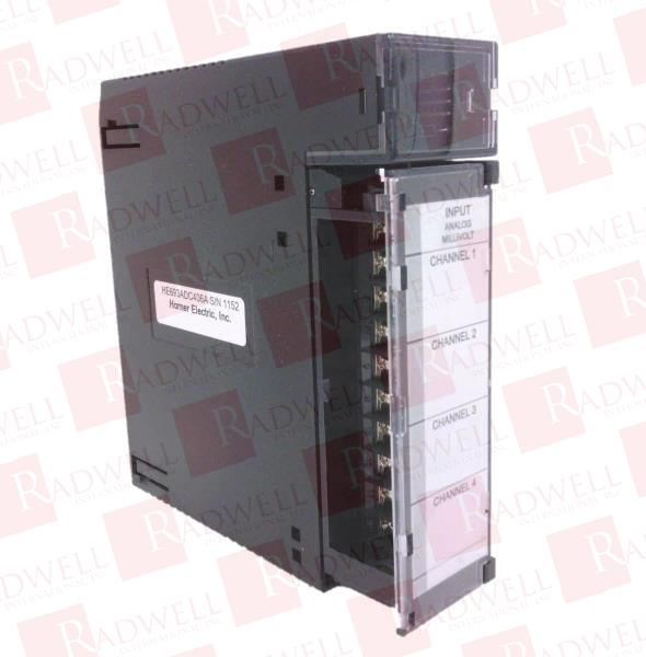 HORNER ELECTRIC HE693ADC415 0